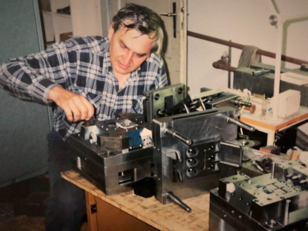 Founding of Miroslav Chuděj – toolmaker company