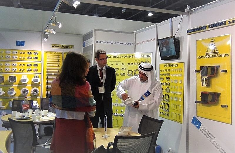 First international exhibition in Dubai, BIG 5