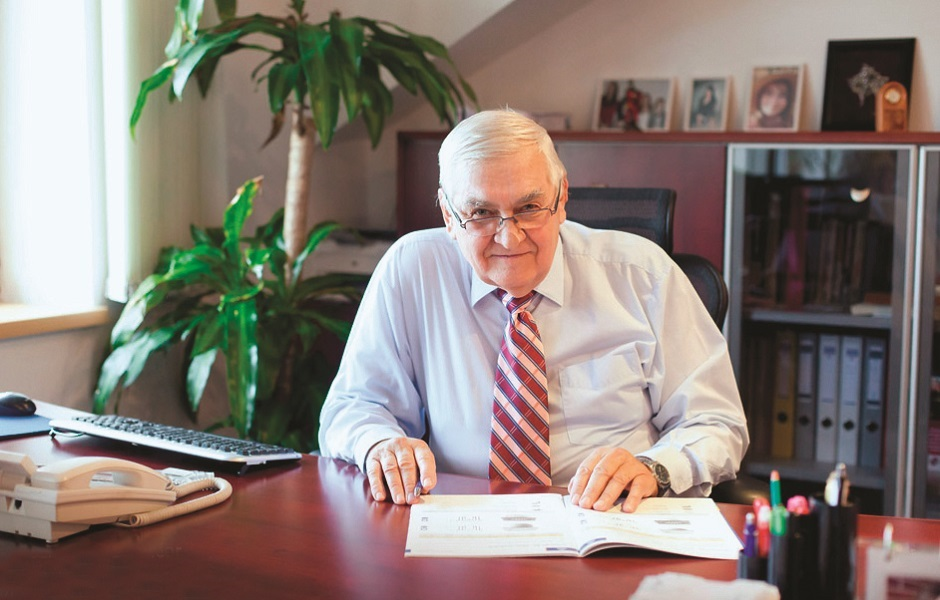 Death of company founder, Miroslav Chuděj st.