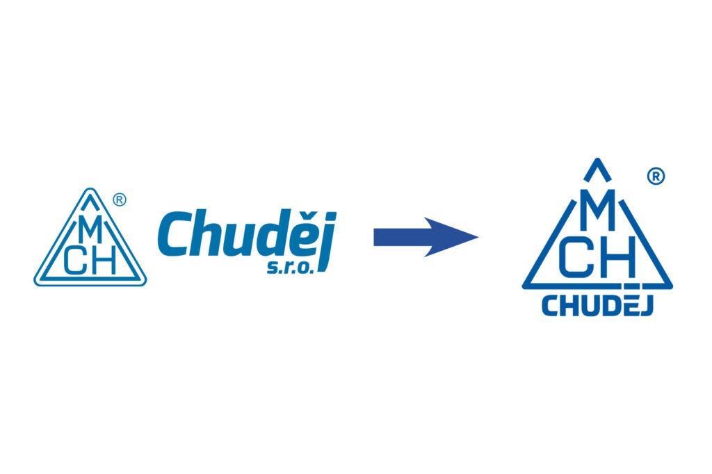 Change of company logo and name